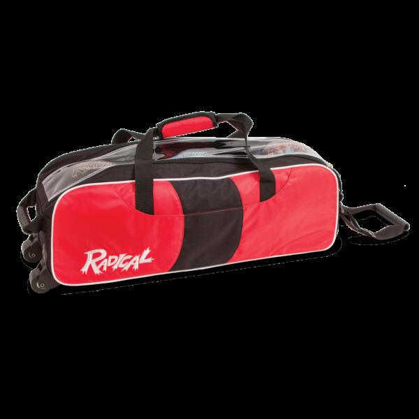 59 Rs3801 003 Radical Triple Tote Black Red 1600X1600