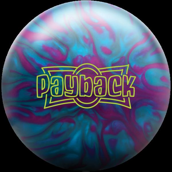 Payback bowling ball