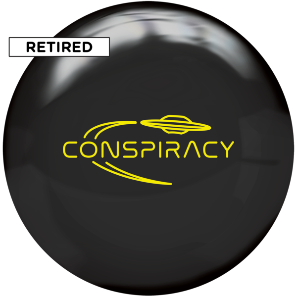 Retired Conspiracy Ball