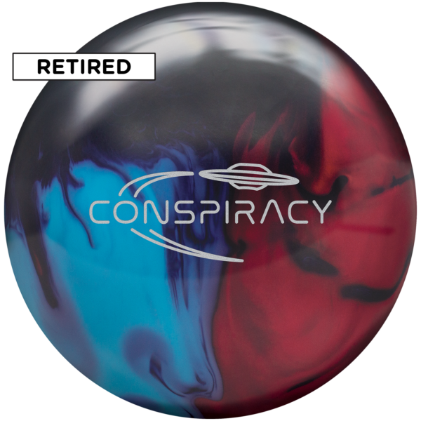 Retired Conspiracy Hybrid Bowling Ball