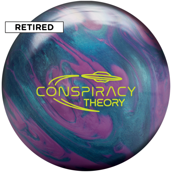 Retired Conspiracy Theory Ball