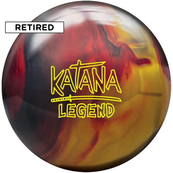 Retired Katana Legend Ball