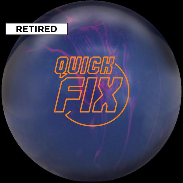 Retired Quick Fix Ball