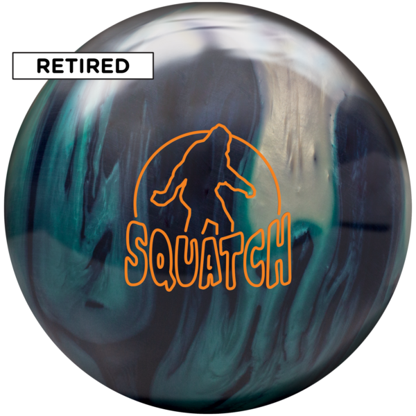 Retired Squatch Ball