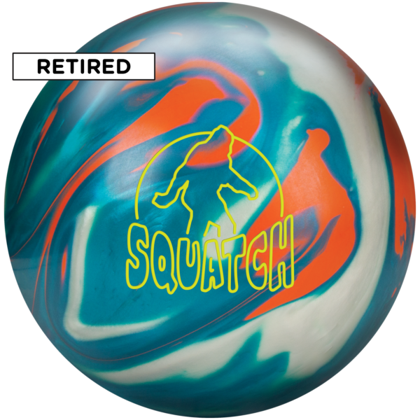 Retired Squatch Hybrid Ball