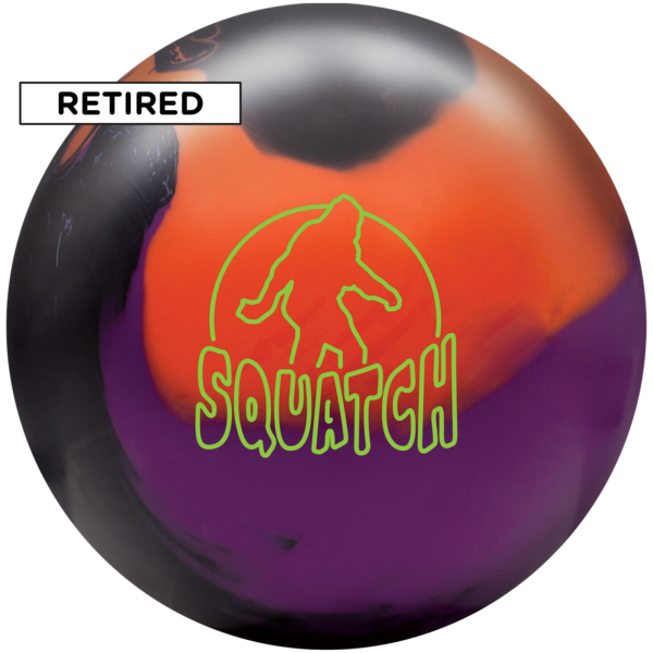 Retired Squatch Solid Ball
