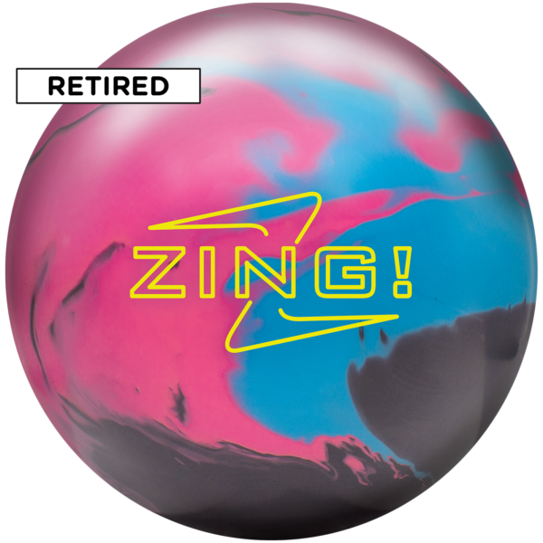 Retired Zing Ball