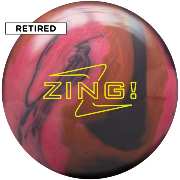 Retired Zing Pearl Ball