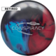Retired Conspiracy Hybrid Bowling Ball, for Conspiracy Hybrid™ (thumbnail 1)