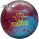 Retired results solid bowling ball with red and light blue, for Results Solid™ (thumbnail 1)